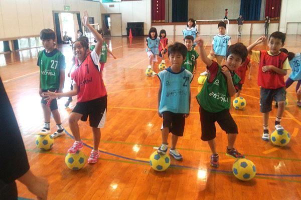Jrスポーツ体験教室(サッカー1)