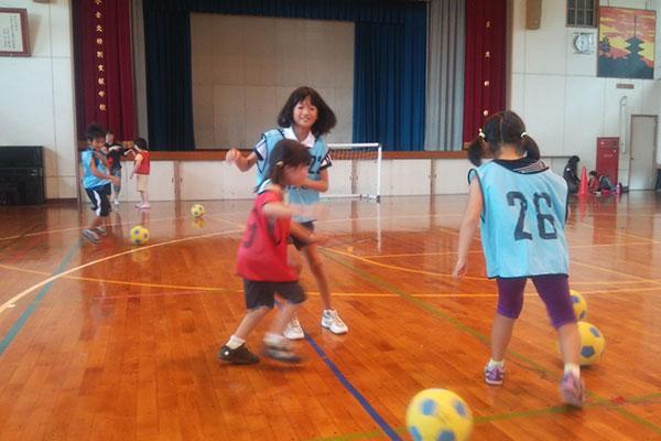 Jrスポーツ体験教室(サッカー2)