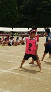 鞘小運動会2014