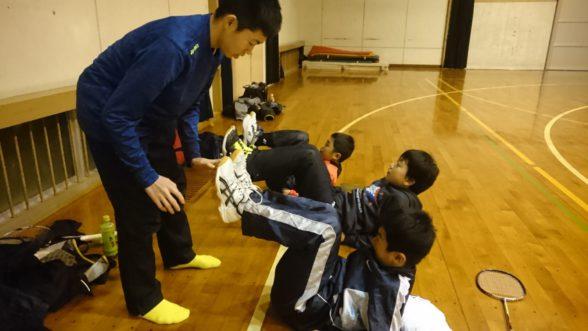 TOTOS北九州1月の活動報告
